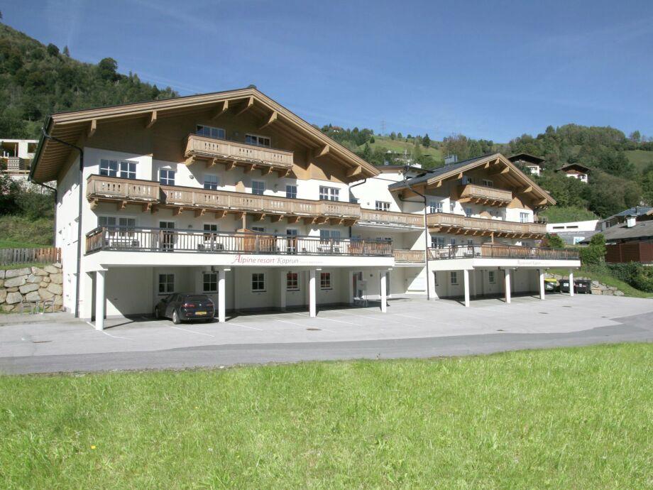 Außenaufnahme Alpin Resort type 2