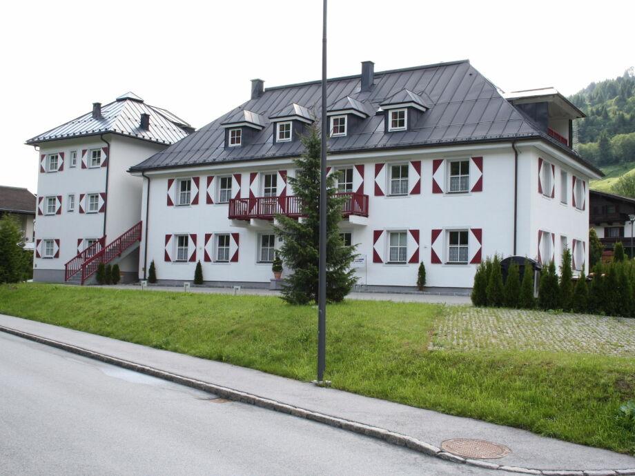Außenaufnahme Burgschloss