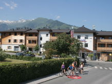 Ferienwohnung Mountain Resort Kaprun type XL
