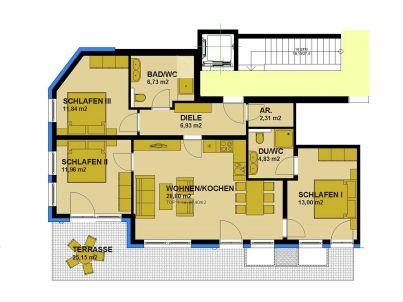 Luxury Tauern Suite Walchen Kaprun 1