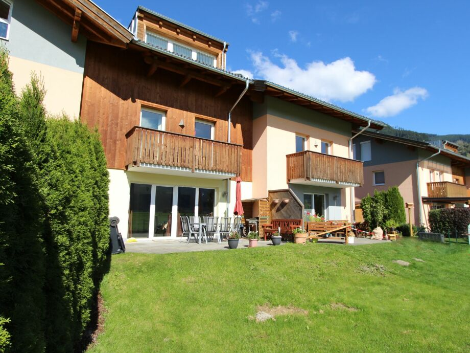 Außenaufnahme Villa Piesendorf