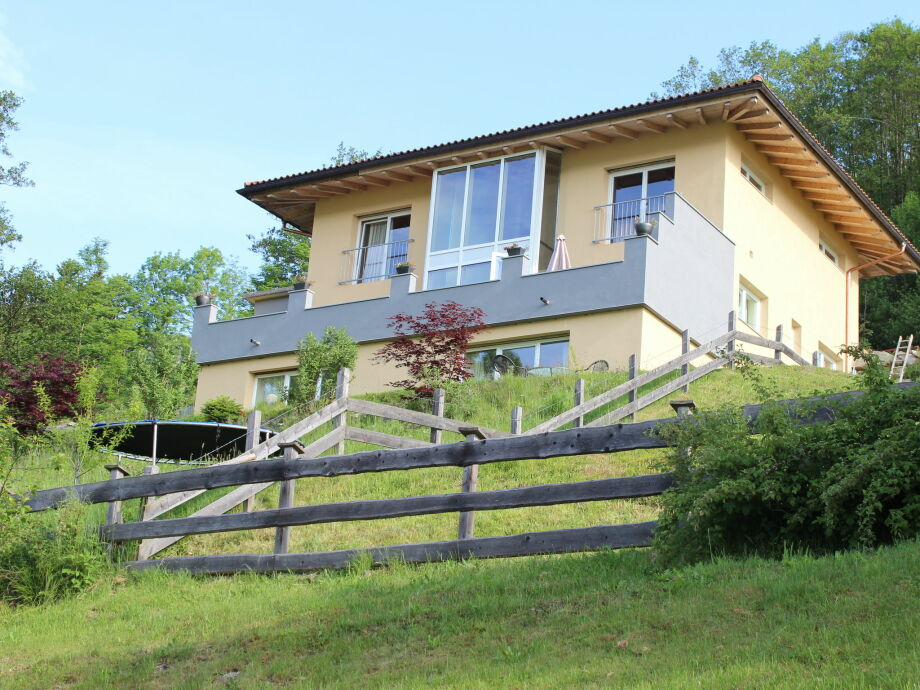 Außenaufnahme Villa Angerberg