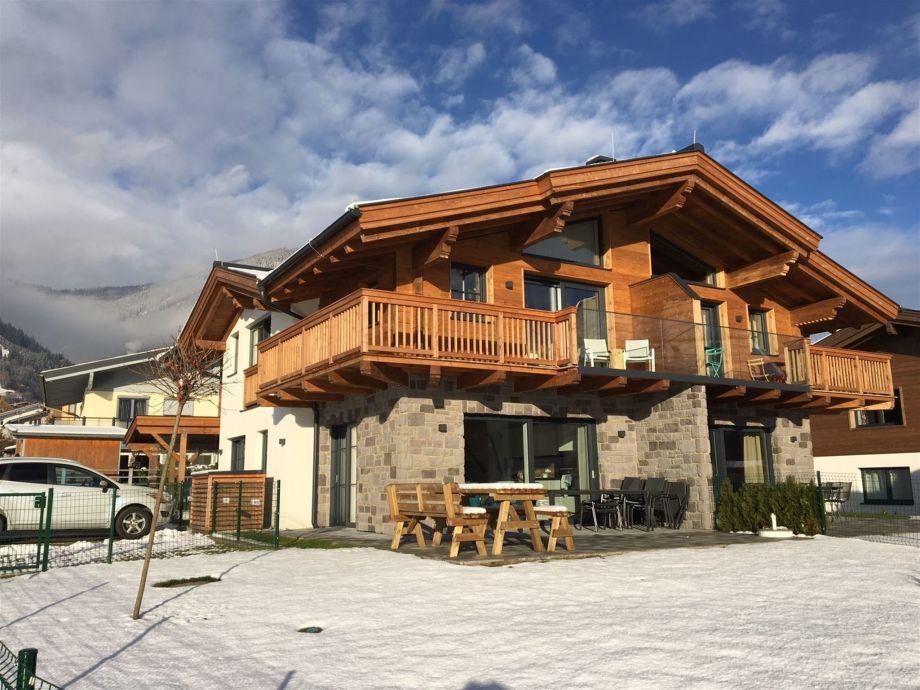 Außenaufnahme Tauern Lodge XL