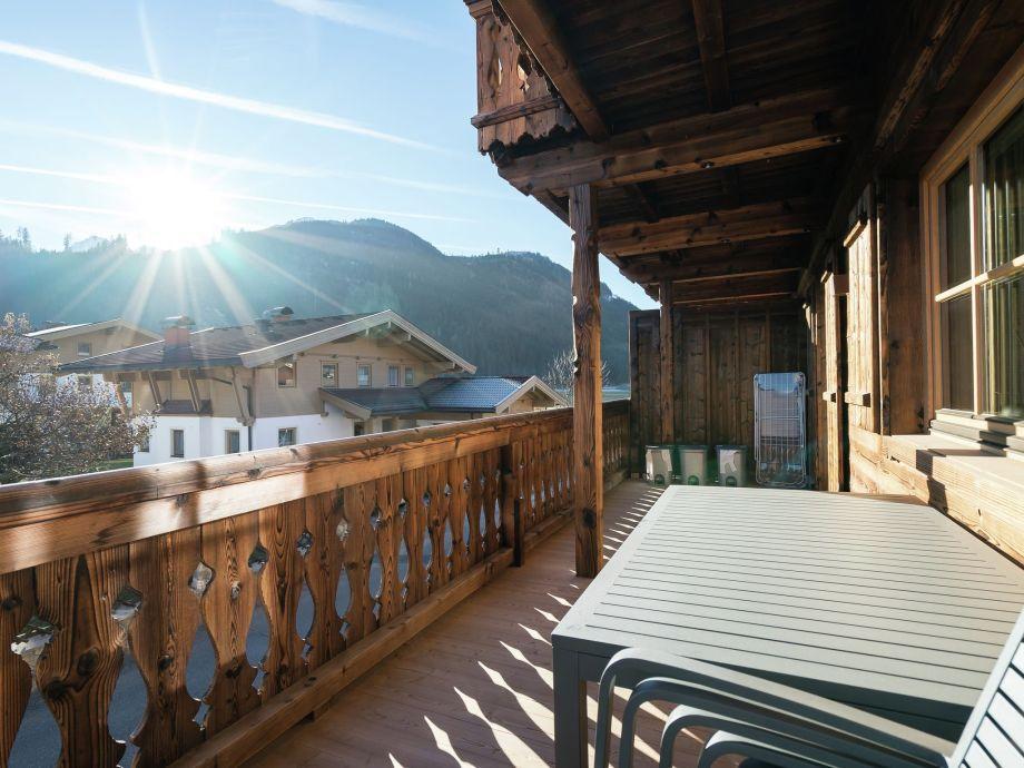 Außenaufnahme Alpin Residenzen Panoramabahn Top 8