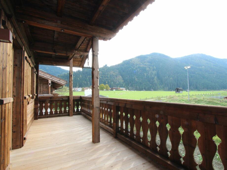 Außenaufnahme Alpin Residenzen Panoramabahn Top 13