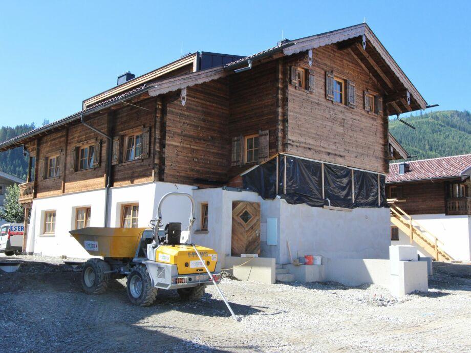 Außenaufnahme Alpin Residenzen Panoramabahn Top 14
