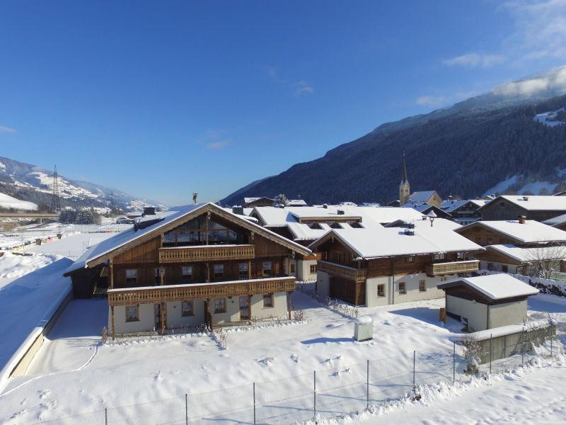 Ferienwohnung Residenz Hollersbach Top 14
