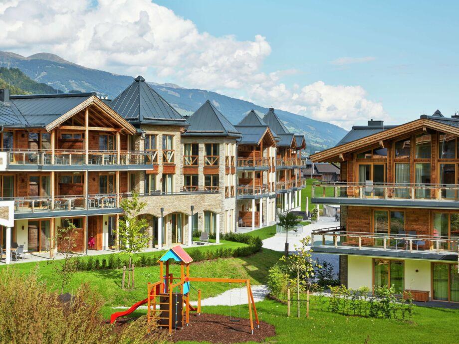 Außenaufnahme Resort Bramberg type 3