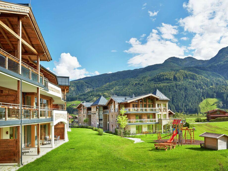 Außenaufnahme Resort Bramberg Penthouse type 2