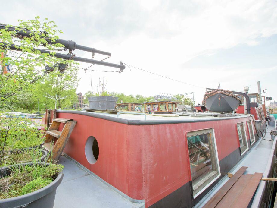Außenaufnahme Ship Amsterdam