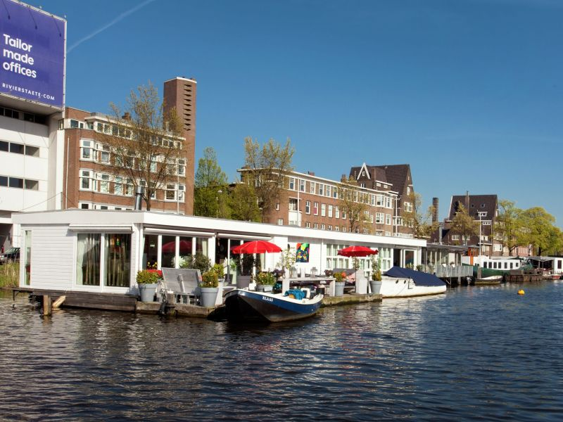 Hausboot B&B Amstel Wake Up