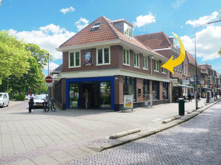 Außenaufnahme Vakantiewoning Hoorn