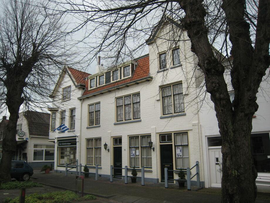 Außenaufnahme Appartement I Colijnsplaat