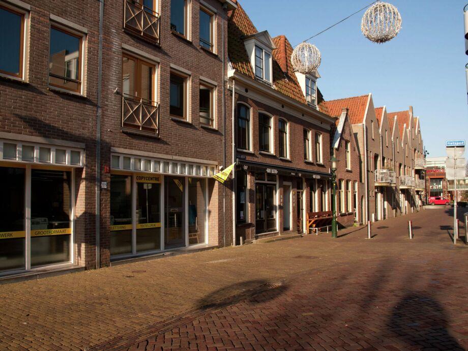 Außenaufnahme Bourgondisch Alkmaar I