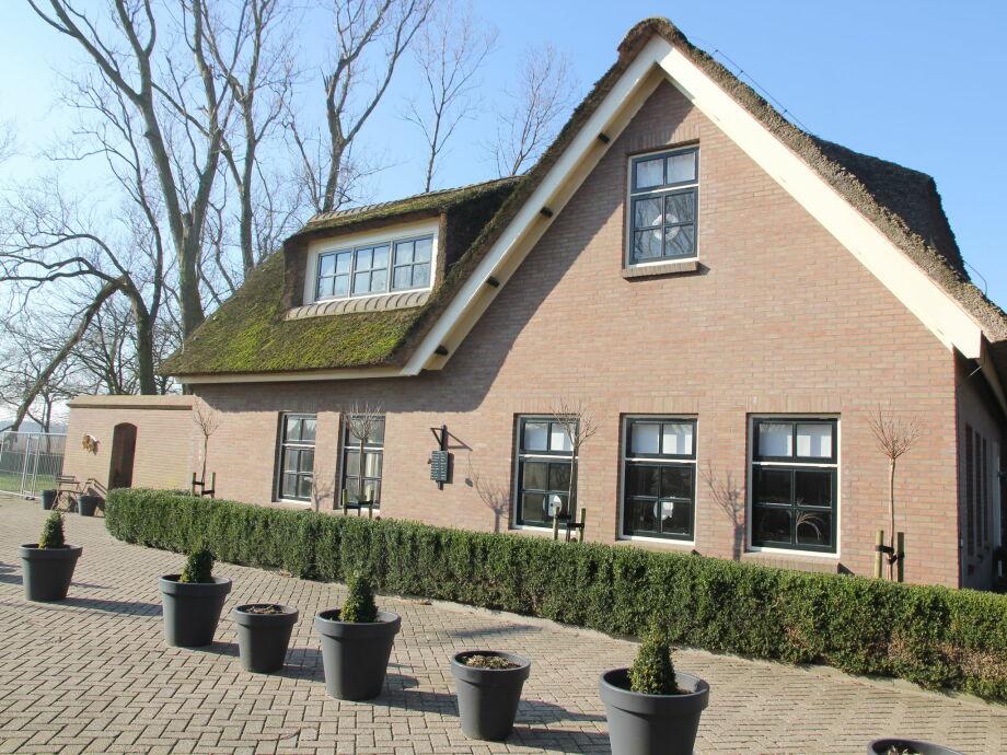Außenaufnahme Landgoed Oude Meesters