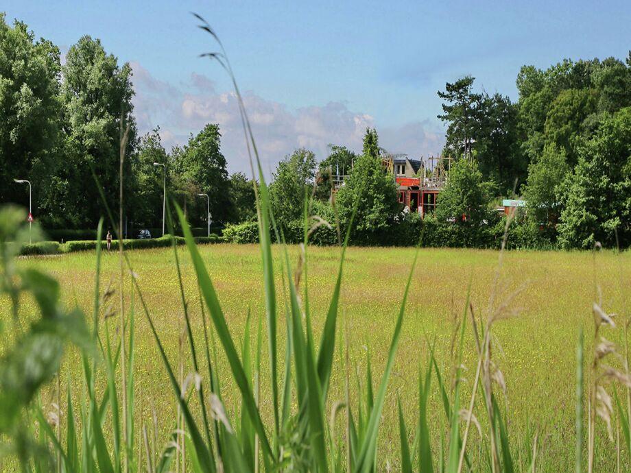 Außenaufnahme Duinvilla Noordwijk