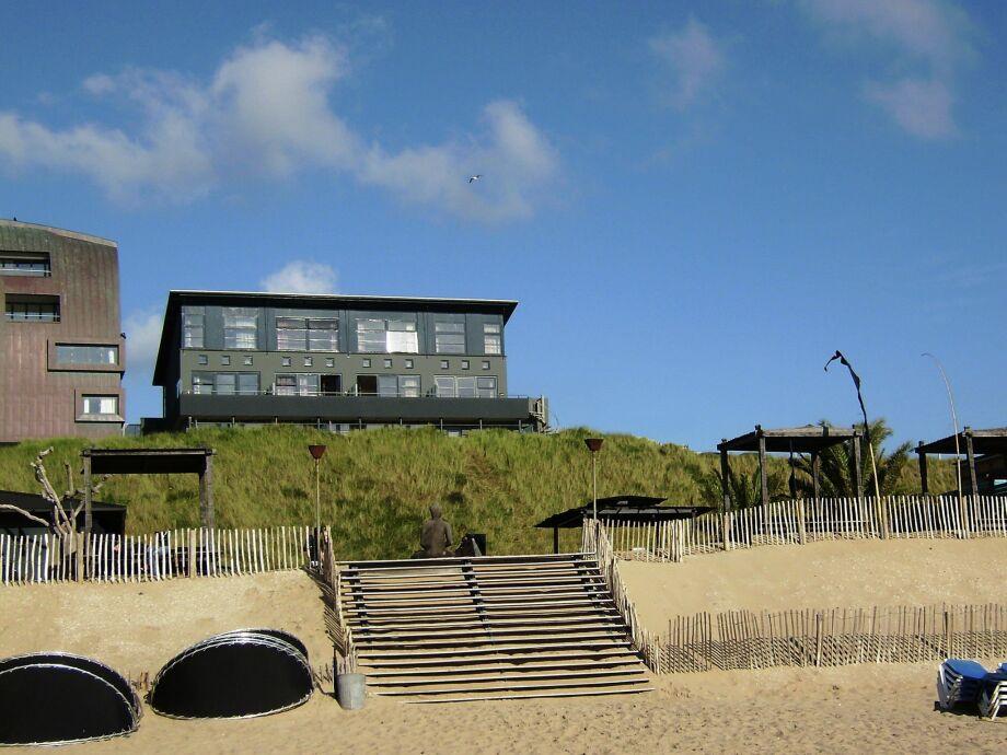 Außenaufnahme Strandzicht III