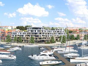 Ferienwohnung in der Hafenresidenz Waren (Müritz)
