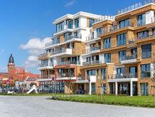 """Ferienwohnung """"Müritzoase A19"""" mit großem Süd-West Balkon"""