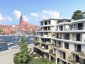 Ferienapartment am Kleinen Meer – Wellness inklusive