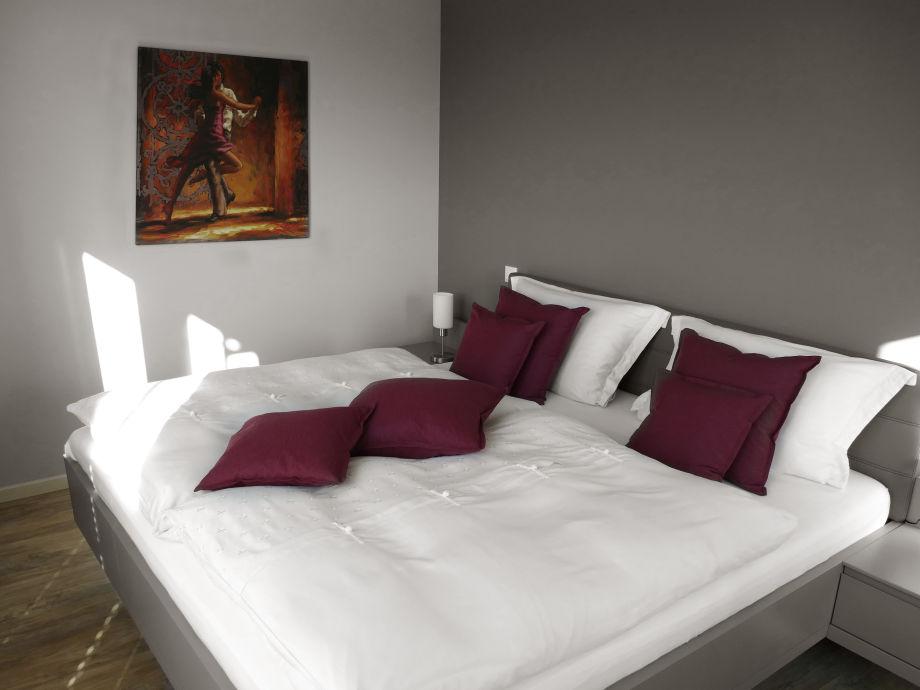 Schlafzimmer 2 zum Träumen
