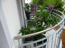 Ferienwohnung 04 A.01 in der Villa Rosa mit Balkon (Ost)