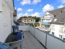 Ferienwohnung Ferienwohnung Strandmöwe mit Balkon (Süd/Ost)