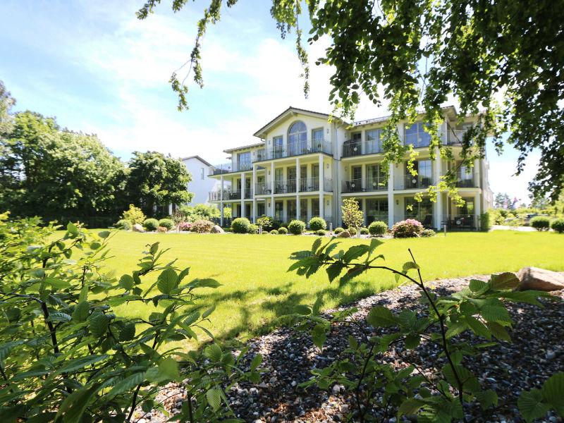 Ferienwohnung 01 in der Villa Pauline