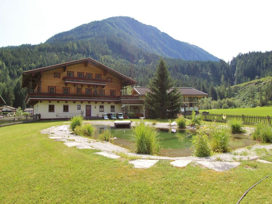 Außenaufnahme Landhaus Schiedhof