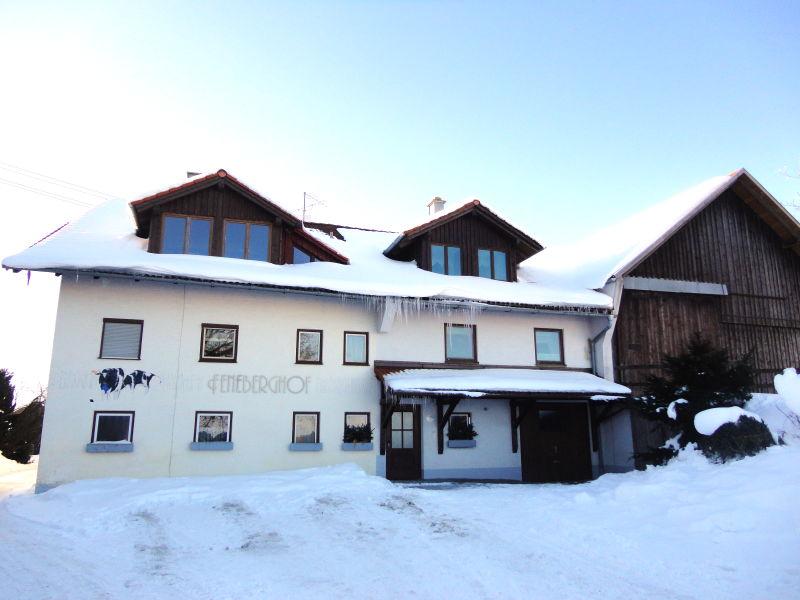 Ferienwohnung auf dem Ferienhof Feneberg