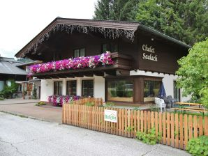 Chalet Saalach
