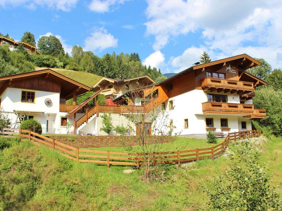 Außenaufnahme Alpensteinbock Saalbach