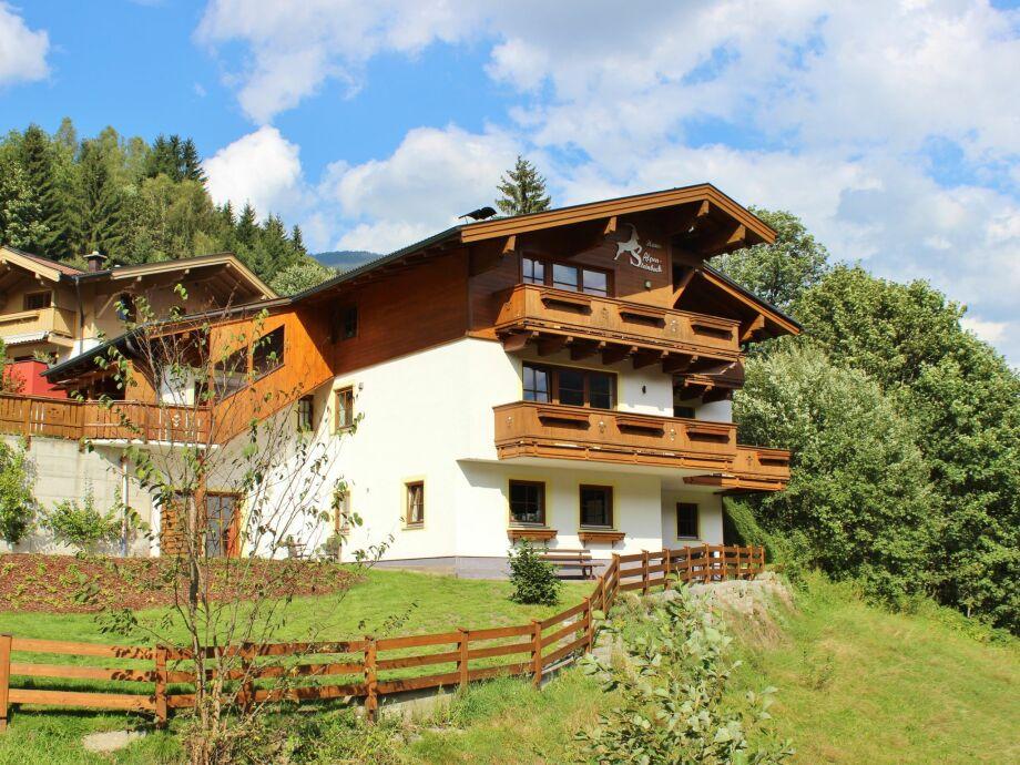Außenaufnahme Alpensteinbock Saalbach A