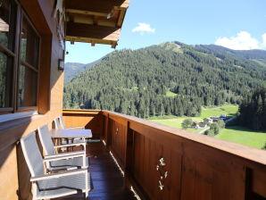 Ferienwohnung Alpensteinbock Saalbach A