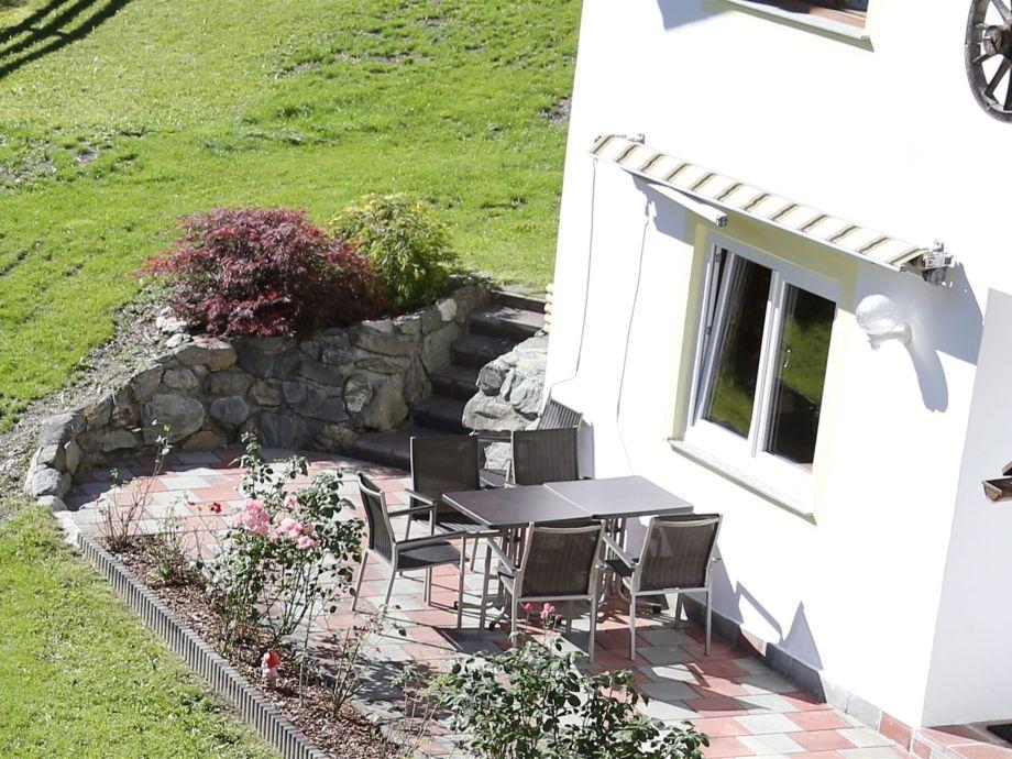 Außenaufnahme Alpensteinbock Saalbach D