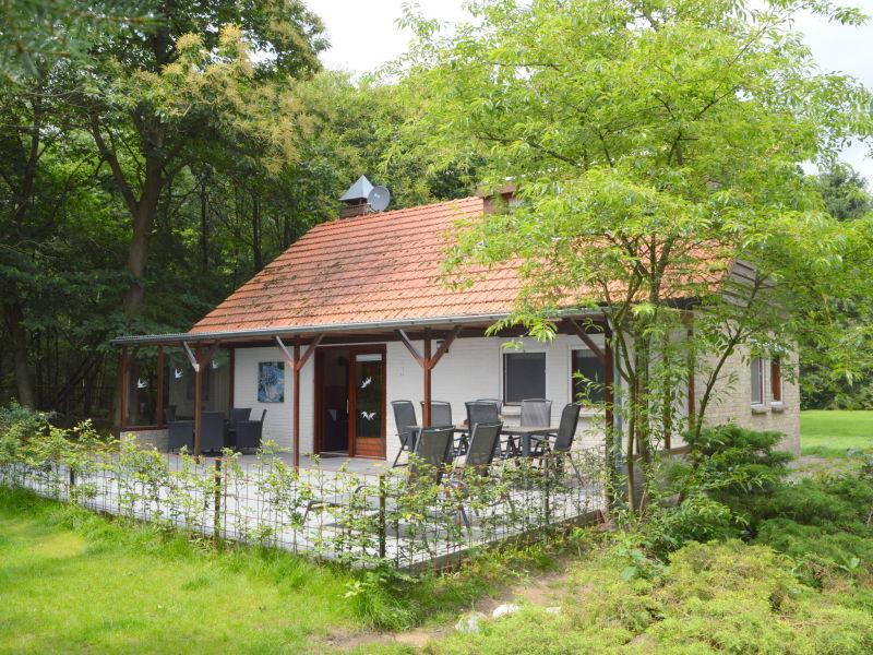 Ferienhaus Vogelnestje