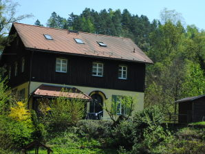 "Holiday apartment ""Alter Bahnhof"""
