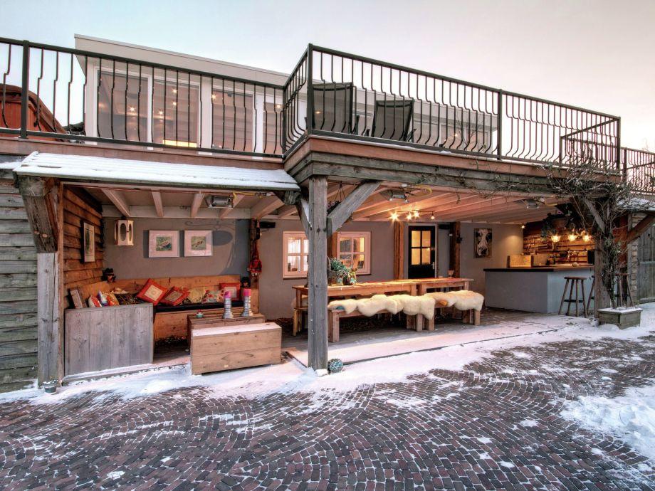 Außenaufnahme Guesthouse de Heide