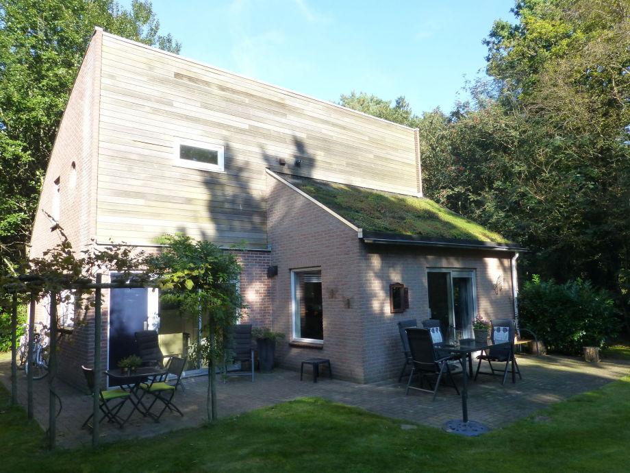 Außenaufnahme Villa Dwingelderveld