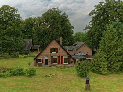 Koetshuis De Lange Hut