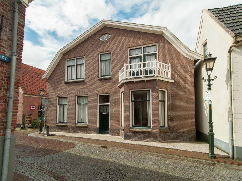 Außenaufnahme Huis van Nijman