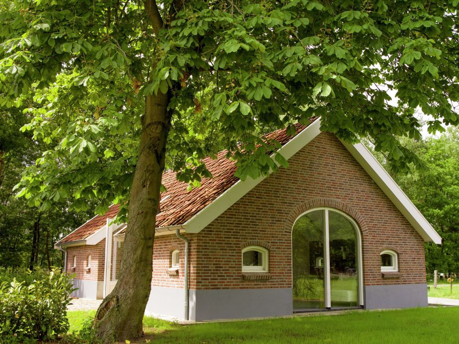 Außenaufnahme Design lodge Twente