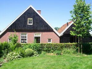 Bauernhof Kotman's spieker 12 persoons