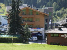 Ferienwohnung Penthouse Saalbach