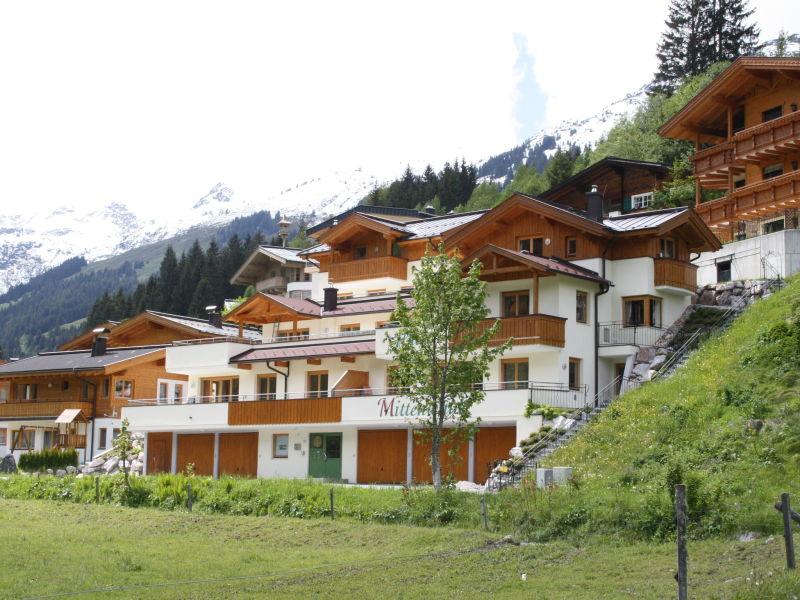 Ferienwohnung Mittenwald XL