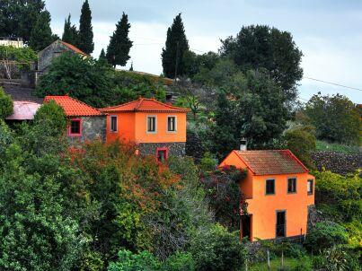 Casa Antiga, typisches rustikales Bauernhaus