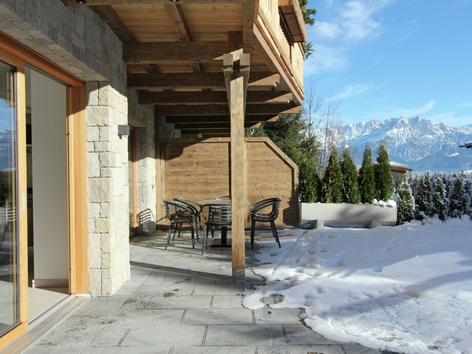 Außenaufnahme Leogang Lodges 1