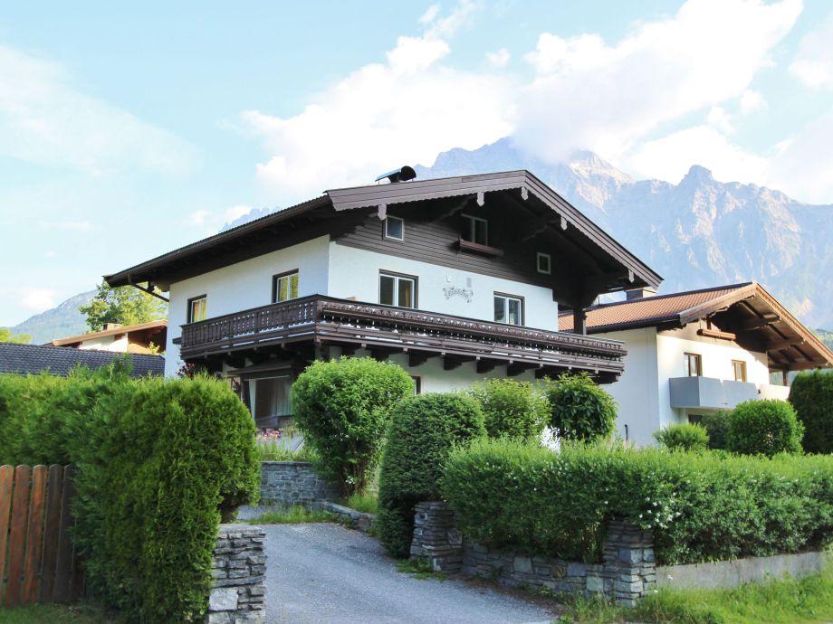 Außenaufnahme Rainer's Home