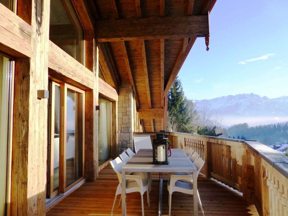 Außenaufnahme Leogang Lodges 5