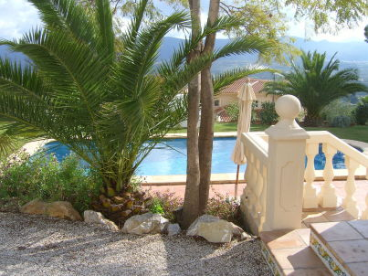 Villa mit herrlichem Panoramablick